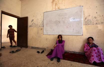 Donne minoranza Yazidi - Iraq  (Getty images)