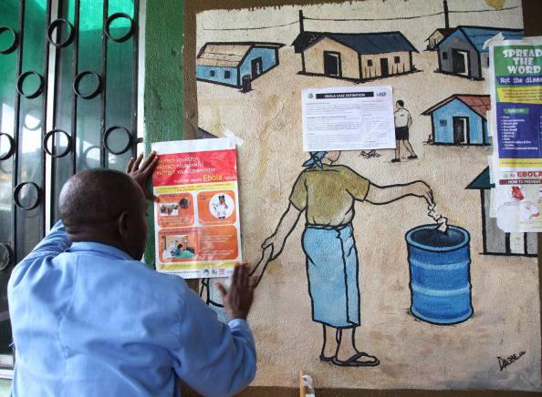 Ebola, in Sierra Leone e Nigeria la popolazione in isolamento per quattro giorni