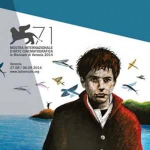 Locandina 71esima Biennale del Cinema di Venezia (screen shot sito biennale.org)