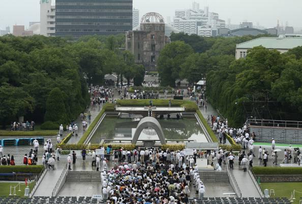 Commemorazioni 69 anni di Hiroshima: minuto di silenzio alle ore 8.15