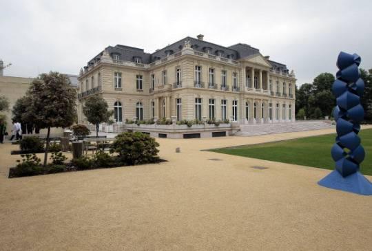 La sede dell'Ocse a Parigi (JACQUES DEMARTHON/AFP/Getty Images)