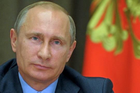 Vladimir Putin (ALEXEY DRUZHININ/AFP/Getty Images)