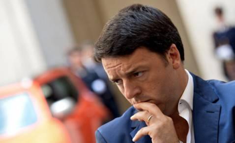 Presidente del Consiglio, Matteo Renzi (Getty images)