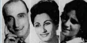 Le tre vittime della strage di via Caravaggio a Napoli, ottobre 1975 (screen shot video youtube)