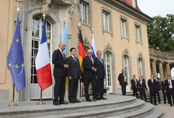 """Ucraina, incontro ministri a Berlino. Lavrov: """"Nessun accordo politico"""""""