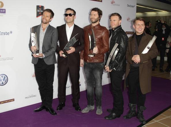 I Take That perdono un pezzo: Jason Orange lascia la boy band