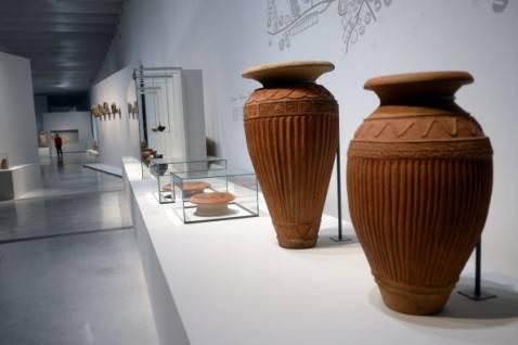 Arte etrusca (Denis Charlet/AFP/Getty Images)