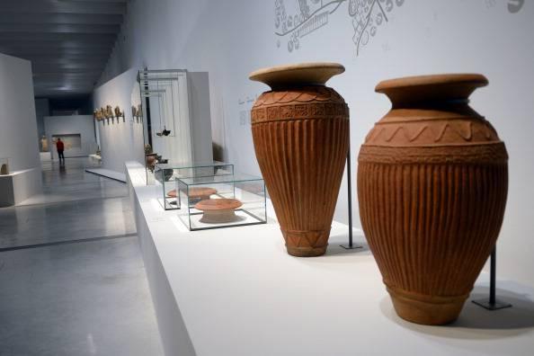 Museo di Cerveteri: recuperata una sfinge etrusca trafugata a maggio