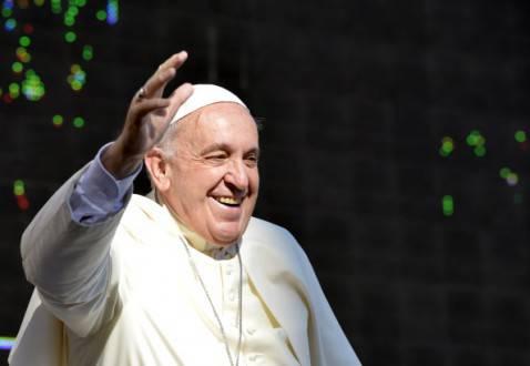 Papa Francesco (Andreas Solaro /AFP/Getty Images)
