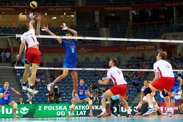 Mondiali pallavolo, l'Italia rialza la testa e batte il Belgio