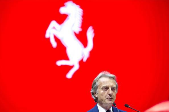 Luca Cordero di Montezemolo (getty images)