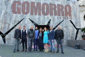 Cast Gomorra (Getty Images)