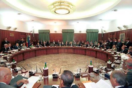 Riunione del Csm (foto Presidenza della Repubblica, pubblico dominio)