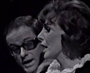 Gino Paoli e Ornella Vanoni (foto pubblico dominio)
