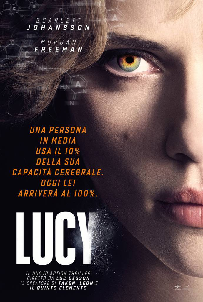 """Lucy"": recensione"