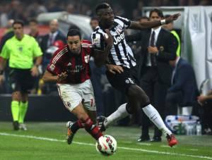 Milan - Juve (getty images)