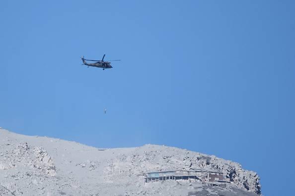 Eruzione vulcano Ontake: si temono 30 vittime
