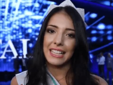 Miss Italia 2014 (Screenshot Youtube)