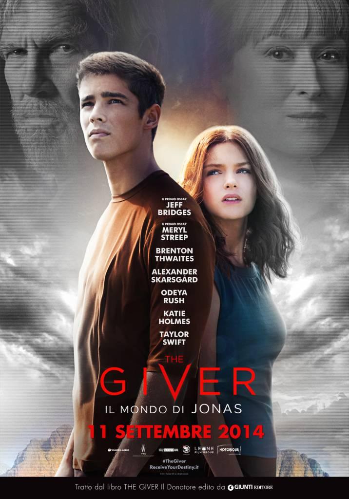 """""""The giver – Il mondo di Jonas"""": recensione"""