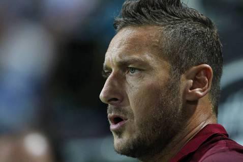Francesco Totti (Marco Luzzani/Getty Images)
