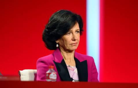 Ana Patricia Botin figlia del banchiere Emilio Botin e nuovo presidente del Banco Santander (Juan Manuel Serrano Arce/Getty Images)