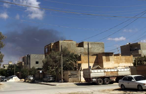 Libia: rapporto Onu denuncia oltre 250mila persone in fuga