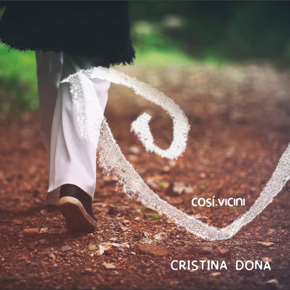 Cristina Donà torna con 'Così Vicini'