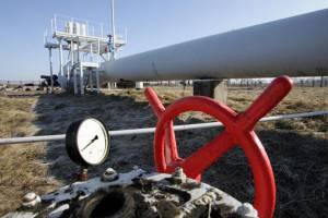Condotto Gazprom in Ucraina, vicino Kiev (Getty images)