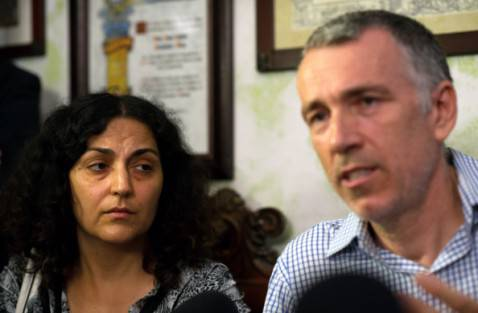 I genitori di Ashya King (Denis Doyle/Getty Images)