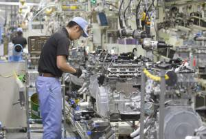 Industria automobili(TORU YAMANAKA/AFP/Getty Images)