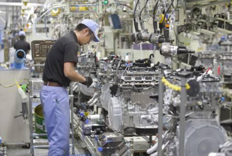 Industria giapponese (TORU YAMANAKA/AFP/Getty Images)
