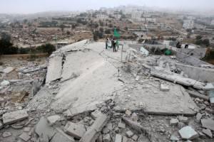 Periferia di Hebron (Getty images)