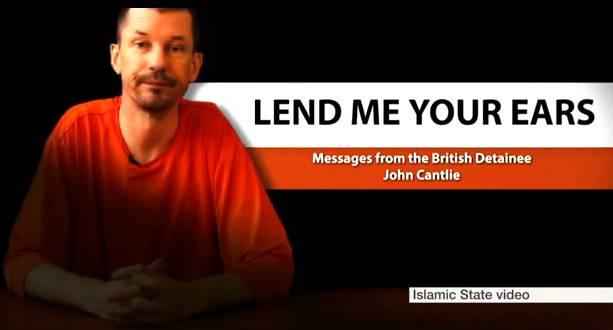 Isis: nuovo appello del giornalista britannico Cantlie. Spunta video con ostaggio francese in Algeria
