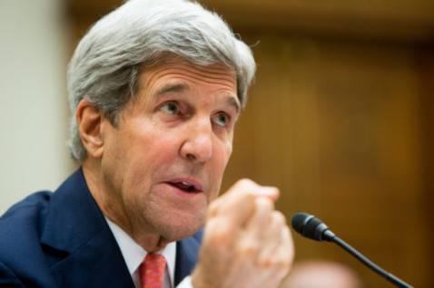 Il Segretario di Stato Usa John Kerry (Allison Shelley/Getty Images)