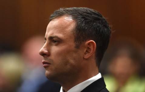 Oscar Pistorius all'udienza per il verdetto nel processo contro di lui sull'uccisione della fidanzata (Phill Magakoe - Pool/Independent Newspapers/Gallo Images/Getty Images)
