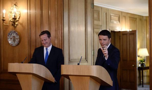 Decapitazione ostaggio scozzese: le dichiarazioni di Cameron e  Renzi