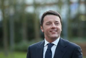 Matteo Renzi, presidente del Consiglio italiano (Getty images)