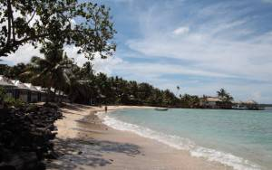 Spiaggia a Samoa (Getty images)