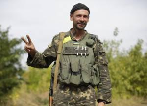 Soldato ucraino a Lugansk (Getty images)