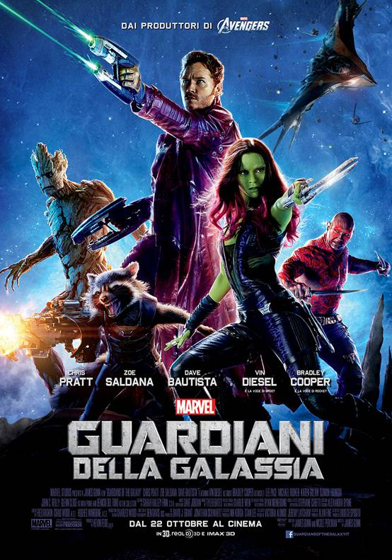 """""""Guardiani della Galassia"""": recensione"""