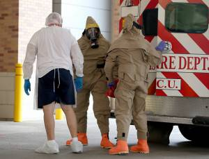 Second Possible Ebola Case Being Investigated In Dallas Area