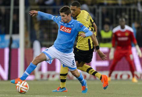 Young Boys-Napoli (getty images)