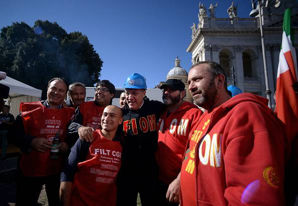 Coalizione sociale, pronto il manifesto di Landini
