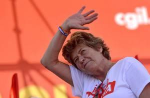 Susanna Camusso (FILIPPO MONTEFORTE/AFP/Getty Images)