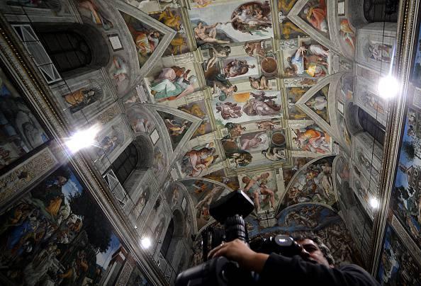 Cappella Sistina rinnovata: luci a Led e nuova climatizzazione