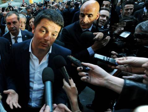 Matteo Renzi (Pier Marco Tacca/Getty Images)