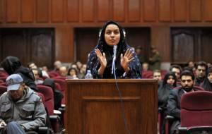Reyhaneh Jabbari (GOLARA SAJADIAN/AFP/Getty Images)