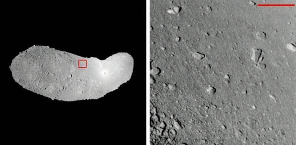 L' asteroide 2014 SC324 sfreccerà stasera nei nostri cieli