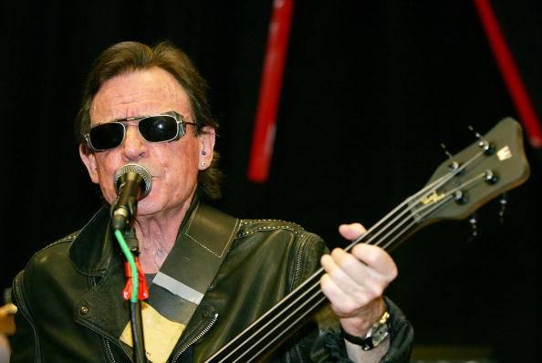 Muore a 71 anni Jack Bruce, bassista dei Cream