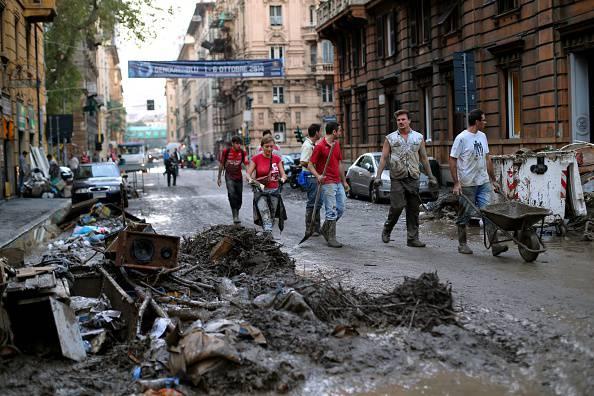 Alluvione Genova, la proposta: Escludere da patto di stabilità comuni colpiti
